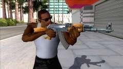 CSGO AK-47 L4D2 Skin для GTA San Andreas
