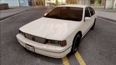 Chevrolet Caprice 1996 Premier Classic Style для GTA San Andreas