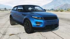 Range Rover Evoque 201Ձ для GTA 5