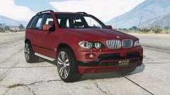 BMW X5 4.8is (E53) 200ⴝ для GTA 5
