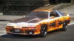 Toyota Supra GS L2 для GTA 4