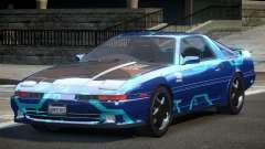 Toyota Supra GS L4 для GTA 4