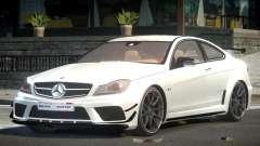 Mercedes Benz C63 AMG R-Tuning для GTA 4