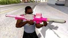 Hawk & Little Homing Launcher Pink
