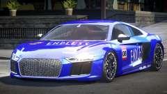 Audi R8 SP Racing L7 для GTA 4