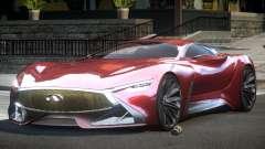 Infiniti Vision GT SC для GTA 4
