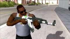 CSGO AK-47 Sport для GTA San Andreas