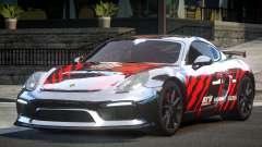 Porsche Cayman GT4 L9 для GTA 4