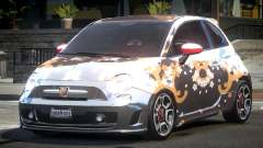 Fiat Abarth Drift L4 для GTA 4