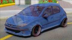 Peugeot 206 Sport Soltan