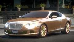 Bentley Continental GT Drift для GTA 4