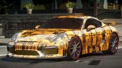 Porsche Cayman GT4 Drift L10 для GTA 4