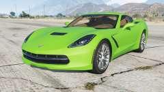 Chevrolet Corvette Stingray (C7) 2013 для GTA 5
