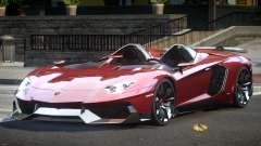 Lamborghini Aventador GS-J