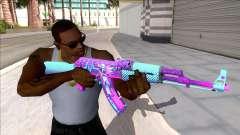 CSGO AK-47 Neon Rider для GTA San Andreas