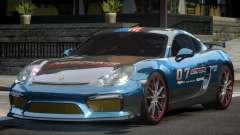 Porsche Cayman GT4 Drift L9 для GTA 4
