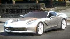 Chevrolet Corvette Z51 GT L10 для GTA 4