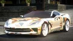 Chevrolet Corvette Z51 GT L4 для GTA 4