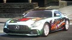 Mercedes-Benz AMG GT L1 для GTA 4