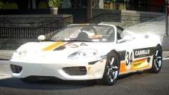 2005 Ferrari 360 GT L7 для GTA 4