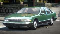 1993 Chevrolet Caprice R2 для GTA 4