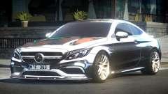 Mercedes Benz C63S GST для GTA 4