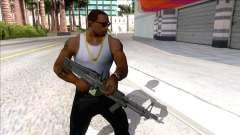 M60E4 Minigun для GTA San Andreas