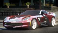 Chevrolet Corvette Z51 GT L3 для GTA 4