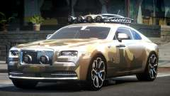 Rolls-Royce Wraith PSI L10 для GTA 4