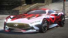 Infiniti Vision GT SC L5 для GTA 4
