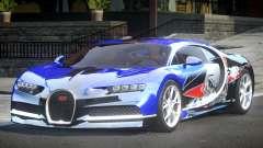Bugatti Chiron GS L7 для GTA 4
