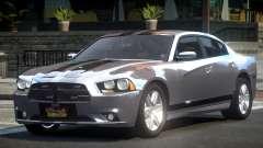 Dodge Charger Unmarked V1.0 для GTA 4