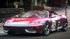 2005 Ferrari 360 GT L9 для GTA 4