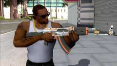 CSGO AK-47 Carbon Edition для GTA San Andreas