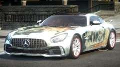 Mercedes-Benz AMG GT L8 для GTA 4