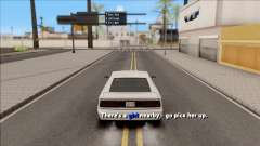 Pimp Sidemission для GTA San Andreas