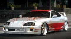 Toyota Supra RZ PJ2 для GTA 4