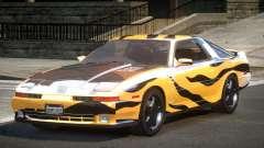 Toyota Supra GS L8 для GTA 4