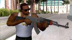 CSGO AK-47 Redline для GTA San Andreas