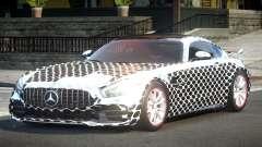 Mercedes-Benz AMG GT L10 для GTA 4