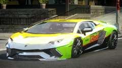Lamborghini Aventador BS L9 для GTA 4