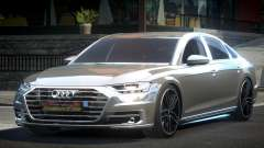 Audi A8 ES для GTA 4