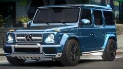 Mercedes-Benz G65 E-Style для GTA 4