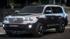 Toyota Land Cruiser TR для GTA 4