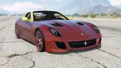 Ferrari 599 GTO Զ010 для GTA 5