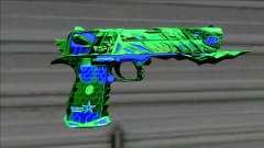 Deagle 3 Sinners Envy Deagle для GTA San Andreas