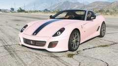 Ferrari 599 GTO Ձ010 для GTA 5