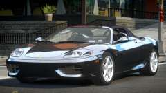 2005 Ferrari 360 GT для GTA 4
