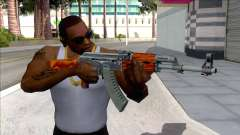 CSGO AK-47 Vanilla для GTA San Andreas