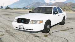 Ford Crown Victoria Undercover для GTA 5